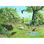 Puzzle  The-House-of-Puzzles-1349 Hedgerow