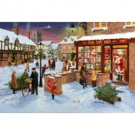Puzzle  The-House-of-Puzzles-1455 Christmas Collectors Edition No.3 - Secret Santa