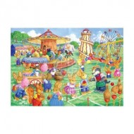 Puzzle  The-House-of-Puzzles-1820 Pièces XXL - Funfair Games