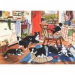 Puzzle  The-House-of-Puzzles-2216 Pièces XXL - Mum's Helpers