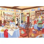 Puzzle  The-House-of-Puzzles-2513 Afternoon Tea