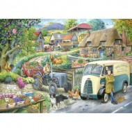 Puzzle  The-House-of-Puzzles-2575 Plum Jam