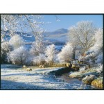 Puzzle  The-House-of-Puzzles-2803 Pièces XXL - Touch Of Frost
