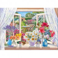 Puzzle  The-House-of-Puzzles-3053 Pièces XXL - Summer Breeze