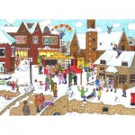 Puzzle  The-House-of-Puzzles-3862 It's Cold Outside