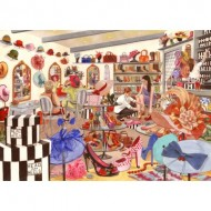 Puzzle  The-House-of-Puzzles-3893 Pièces XXL - Head Over Heels