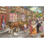 Puzzle  The-House-of-Puzzles-4210 Fruit & Veg Man