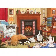 Puzzle  The-House-of-Puzzles-4234 Home Comforts