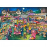 Puzzle  The-House-of-Puzzles-4395 Trouvez les 15 Différences No.13 - Village Fayre