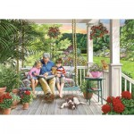 Puzzle  The-House-of-Puzzles-4562 Pièces XXL - Storytime