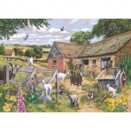 Puzzle  The-House-of-Puzzles-4906 Pièces XXL - Just Kidding