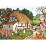 Puzzle  The-House-of-Puzzles-4913 Pièces XXL - Pretty As A Picture