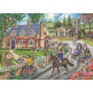 Puzzle  The-House-of-Puzzles-5033 Rose Cottage