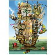 Wentworth-441713 Puzzle en Bois - Colin Thompson - Norah's Ark