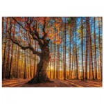 Wentworth-640101 Puzzle en Bois - The King of the Forest