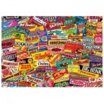 Wentworth-752513 Puzzle en Bois - Crazy Candy
